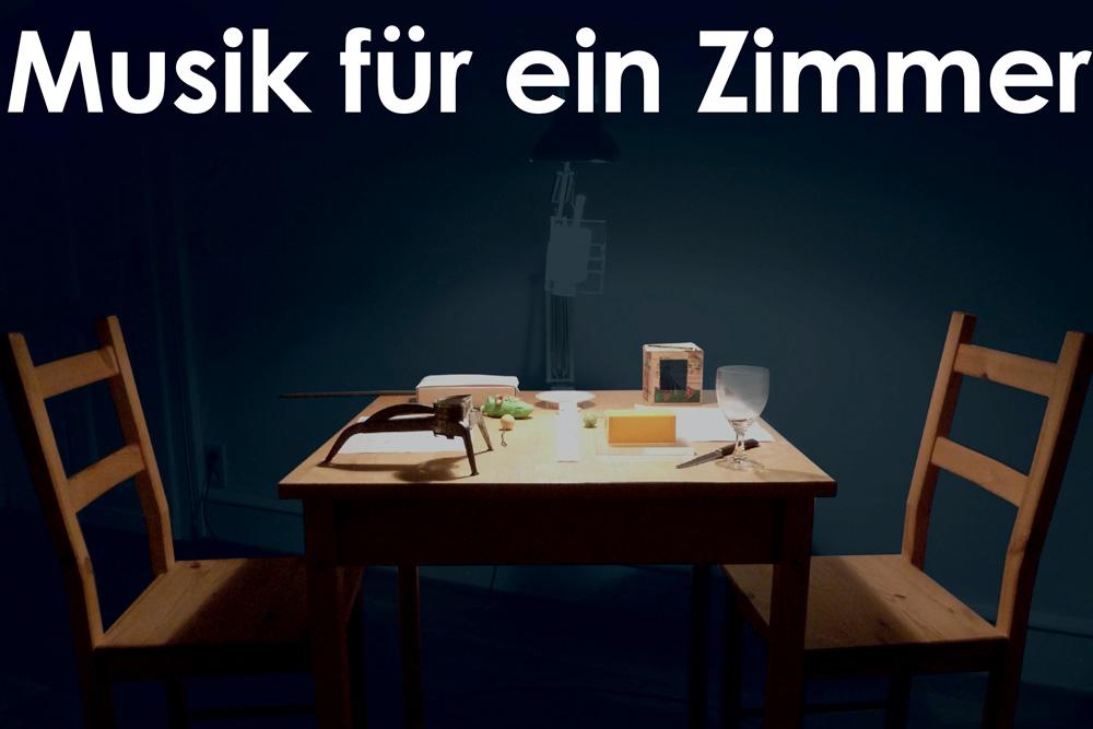 MUSIK FÜR EIN ZIMMER
