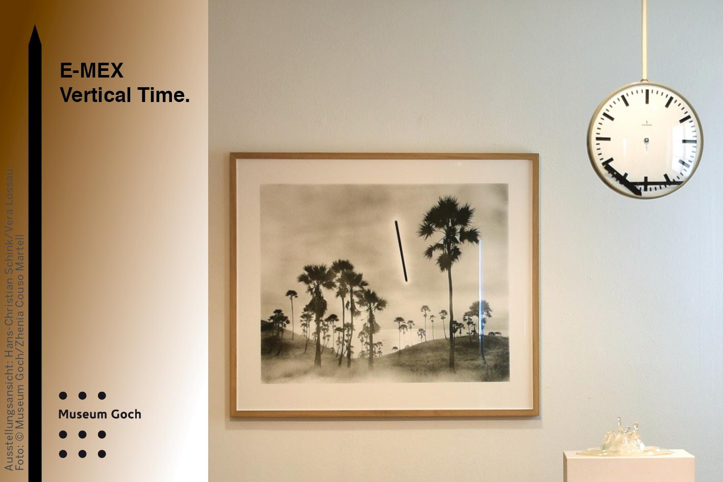 VERTICAL TIME.  KONZERT ZUR AUSSTELLUNG »THE LONG NOW«