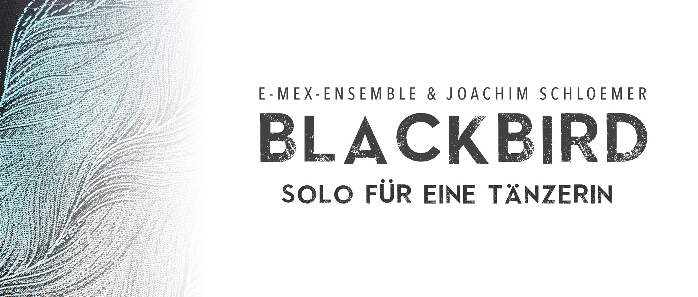 BLACKBIRD SOLO FÜR EINE TÄNZERIN